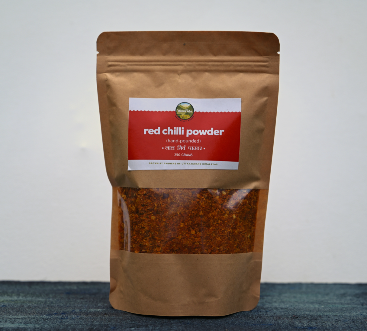 Red Chilli Powder (Hand Pounded)